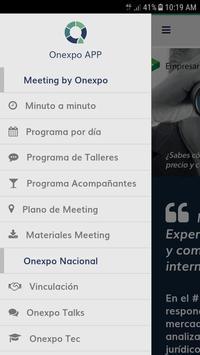 Onexpo app apk screenshot