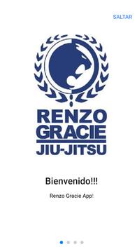 Renzo Gracie App poster