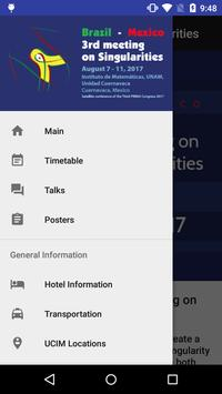 3rd Meeting on Singularities apk screenshot