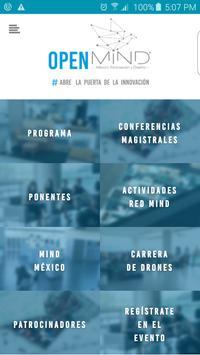 OpenMIND México apk screenshot