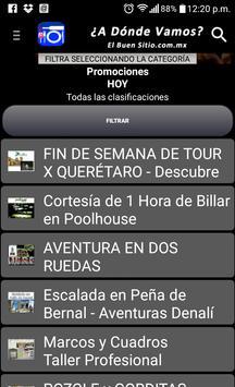 ¿A Dónde Vamos? apk screenshot