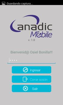 Anadicmobile poster