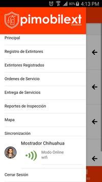 PimobileXt screenshot 1
