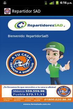 Repartidor SAD Farmatodo poster
