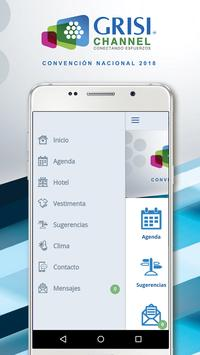 Convención de Ventas Grisi 2018 screenshot 1
