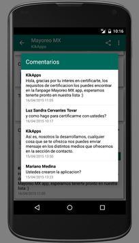 Mayoreo MX screenshot 4
