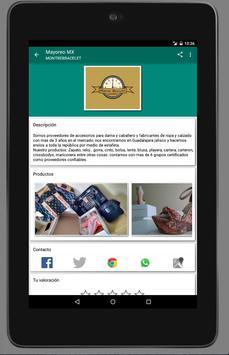 Mayoreo MX screenshot 8