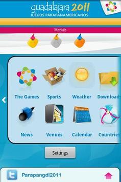 Para Pan 2011 apk screenshot