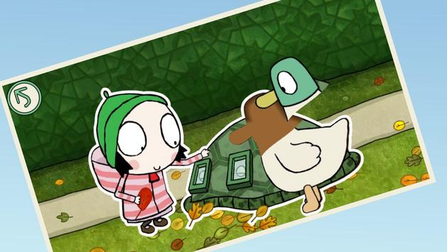 Puzzle Sara & Duck screenshot 2