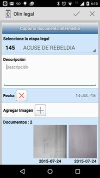 Olin Legal screenshot 4