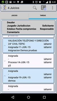 Olin Legal screenshot 6