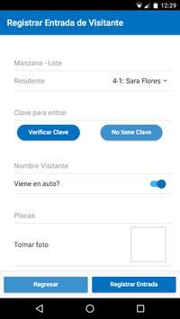 Vigilancia Residentia screenshot 1