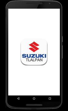 SUZUKI TLALPAN poster