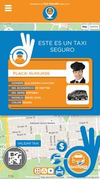 TaxiQR - Taxi Seguro poster