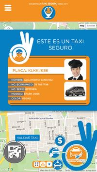 TaxiQR poster