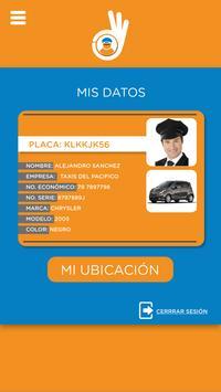 TaxiQR - Taxi Seguro screenshot 2
