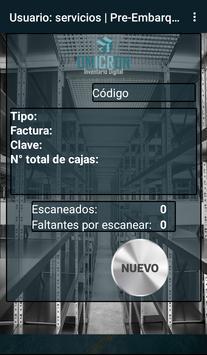 OmicronApp screenshot 3