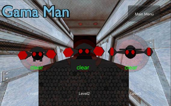 Gama Man Lite screenshot 4