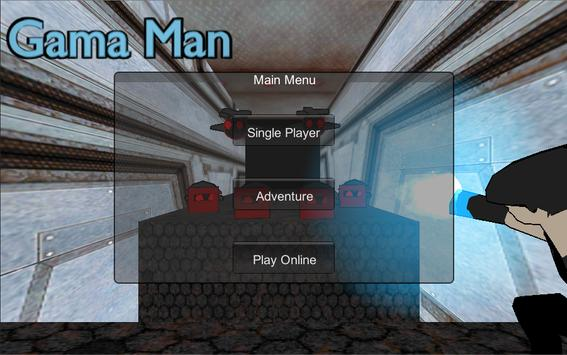 Gama Man Lite screenshot 5