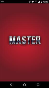 El Master Affiche