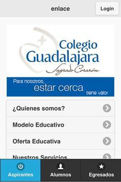 Colegio Guadalajara poster