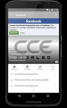 CCEH screenshot 4