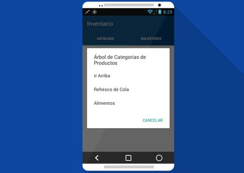 Inventario apk screenshot