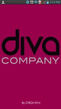 Diva Company poster