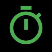 Round Running icon