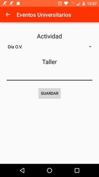 Confirmación Eventos Anahuac screenshot 1