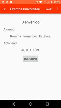 Confirmación Eventos Anahuac screenshot 3