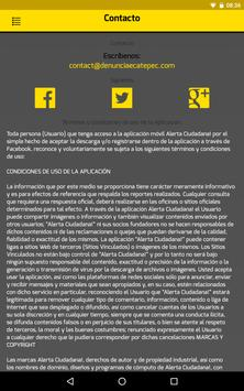 Alerta Ciudadana screenshot 6