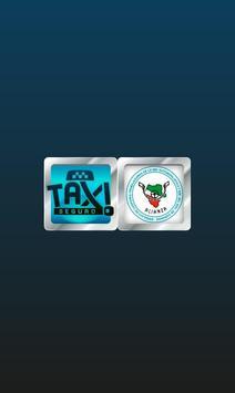 Taxi Seguro Alianza App Chofer poster