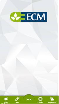 ECM Support poster