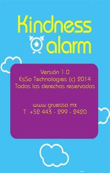 Kindness Alarm screenshot 6