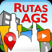 Rutas Ags icon