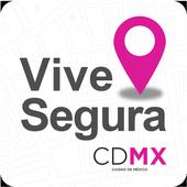 Vive Segura CDMX icon