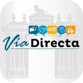 Vía Directa León icon