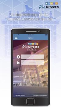 Vía Directa León screenshot 2