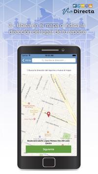 Vía Directa León screenshot 3