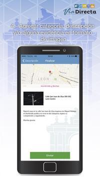 Vía Directa León screenshot 4