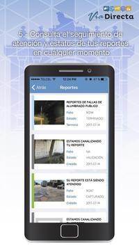Vía Directa León screenshot 5