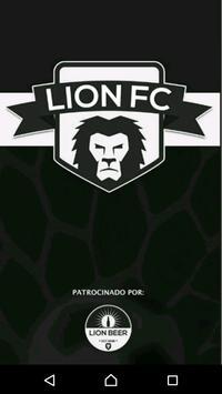Lion FC poster