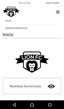 Lion FC apk screenshot