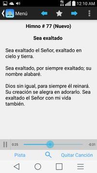 Himnario Adventista screenshot 18