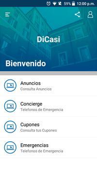 DiCasi screenshot 1
