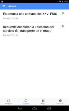Foro Nacional de Investigación en Salud screenshot 9