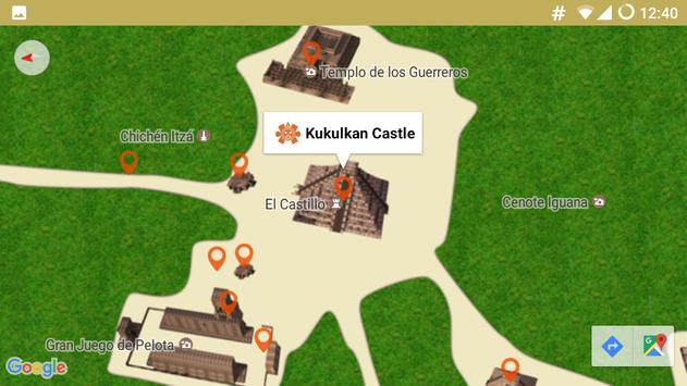 Chichén Itzá - El Mentor apk screenshot