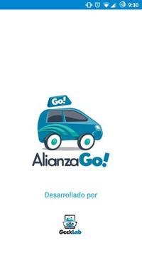 AlianzaGO Chofer poster
