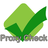 Proxy Check icon
